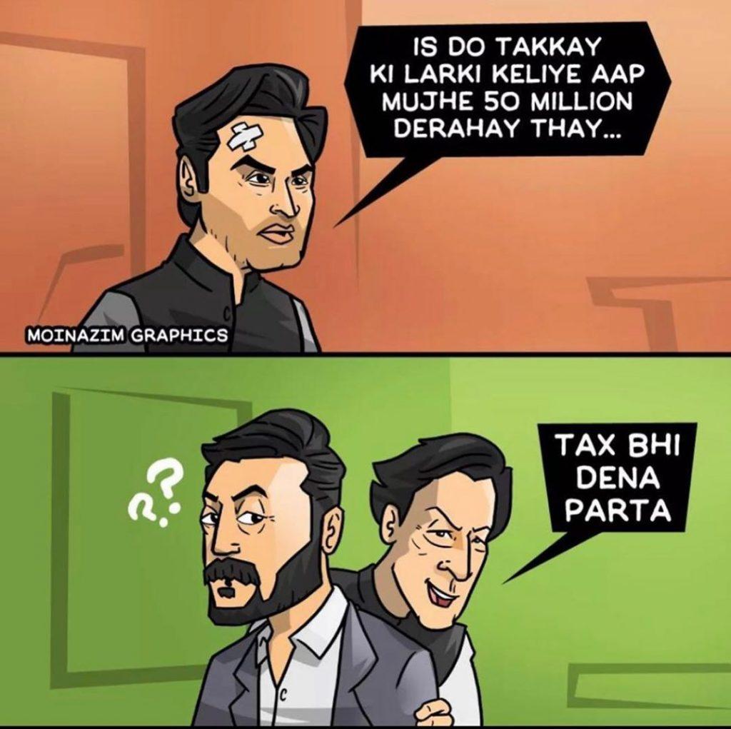 Adnan Siddiqui Reacts To Meme Of Mere Paas Tum Ho