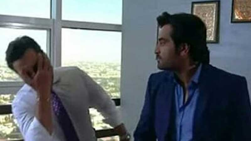 Adnan Siddiqui Responds To Humayun Saeed For Appreciating His Slap Reaction