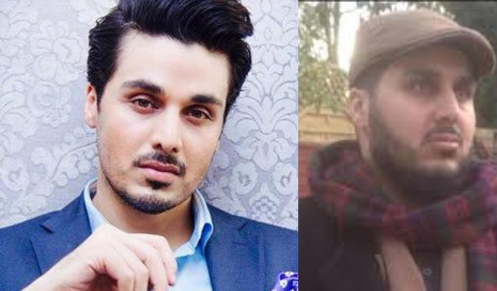 Ahsan Khan Talks About His Twin Brother