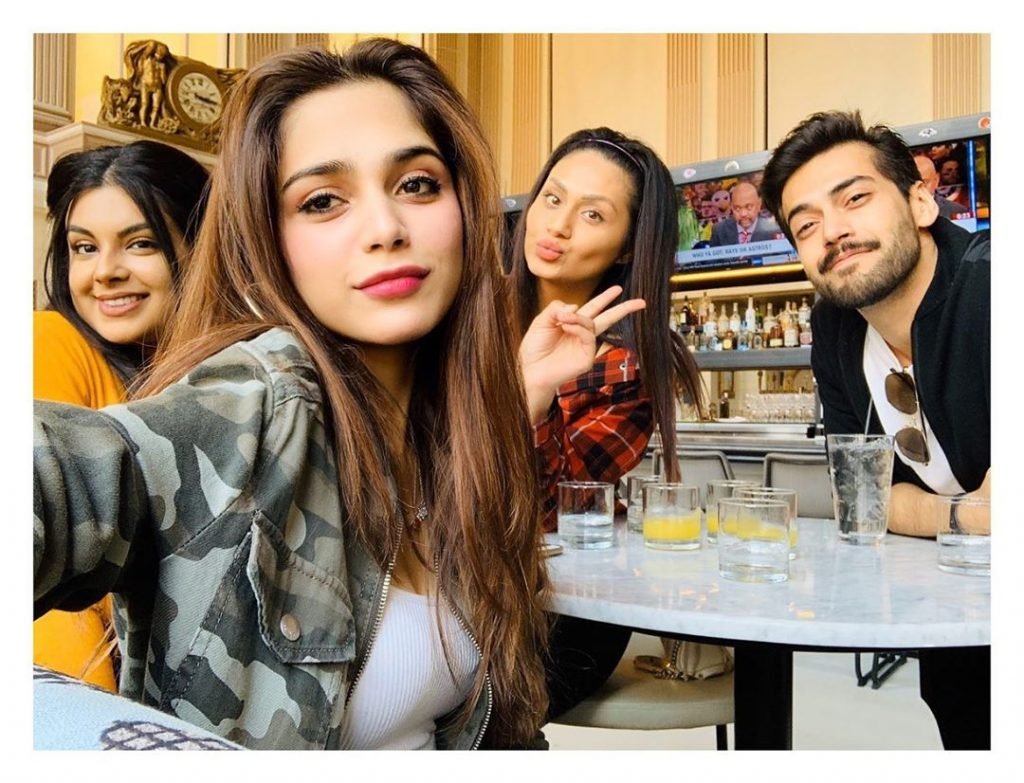 Aima Baig And Shahbaz Shigri Share A Beautiful Picture