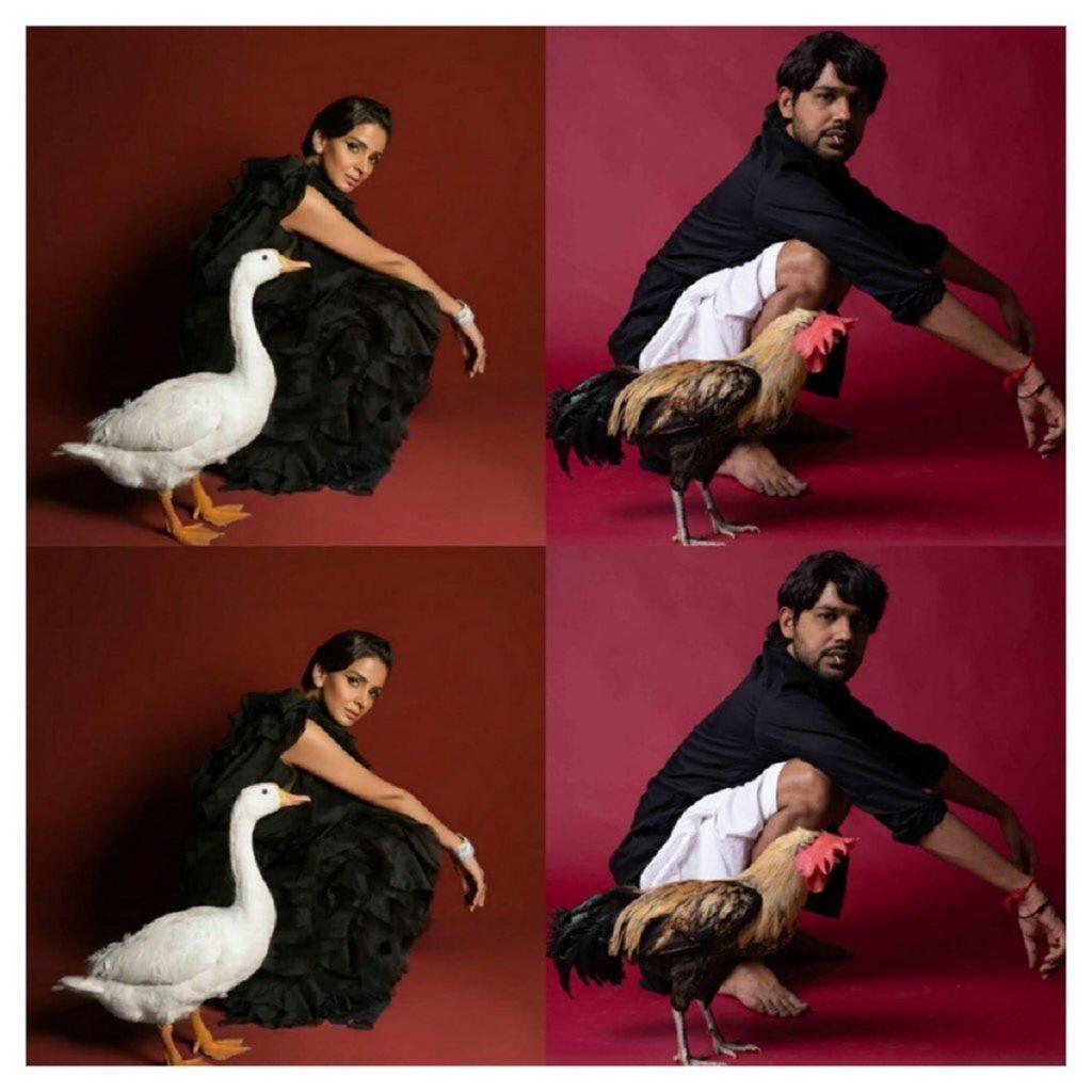 Ali Gul Pir Recreates Hilarious Celebrity Shoots 8