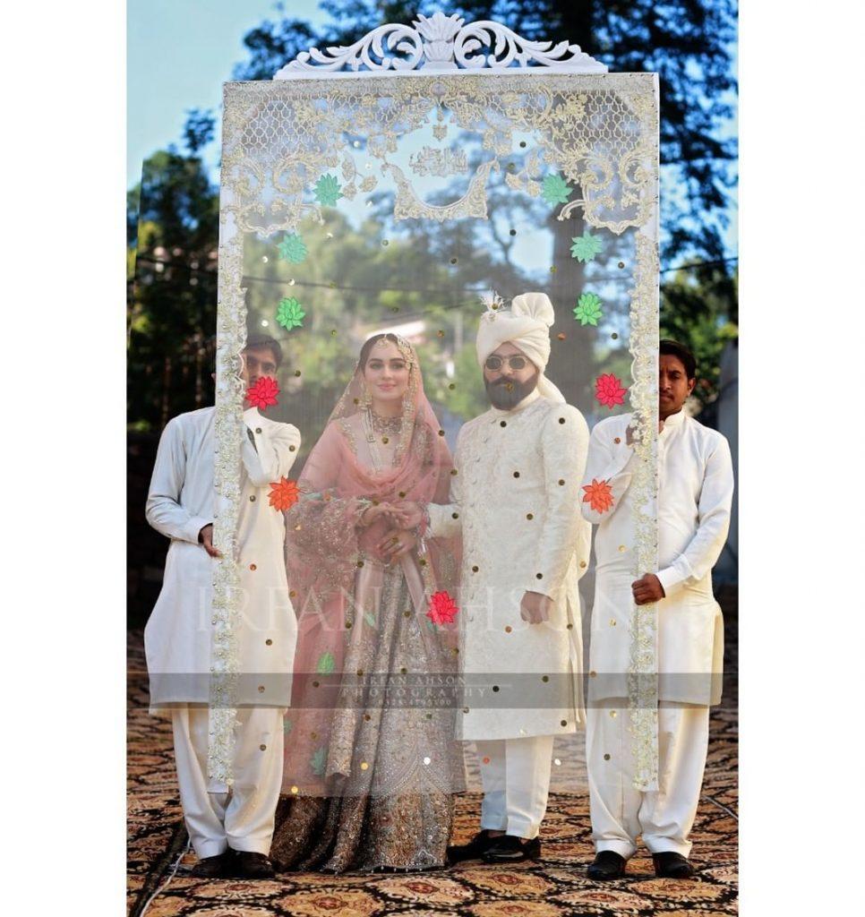 In Pictures: Designer Ali Xeeshan's regal wedding