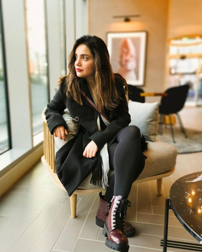 Armeena Khan Raises Her Voice Against Domestic Abuse 5