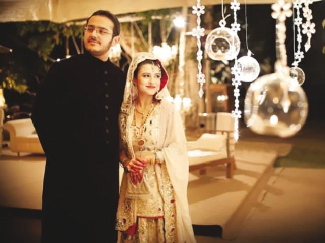 Azaan Sami Khan Wished His Wife On Her Birthday