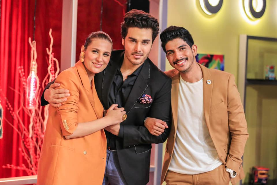 Highlights of Celebrities on Bol Nights with Ahsan Khan on Completion of 50 Episodes