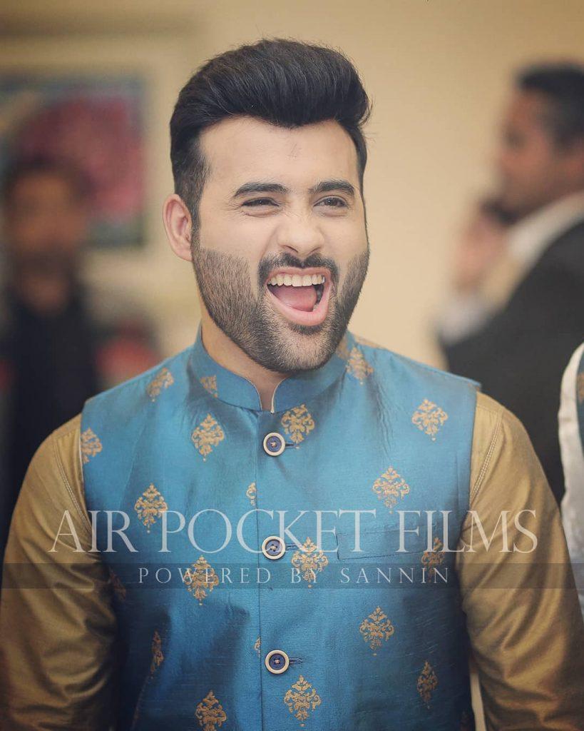 Celebrities Dance Performance On Imran Kazmi's Wedding