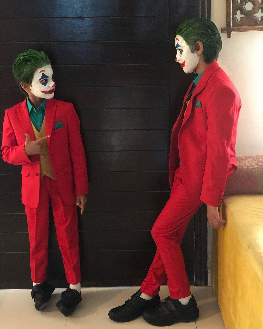 Celebs Kids Halloween 13