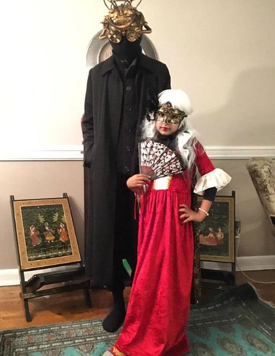 Celebs Kids Halloween 15