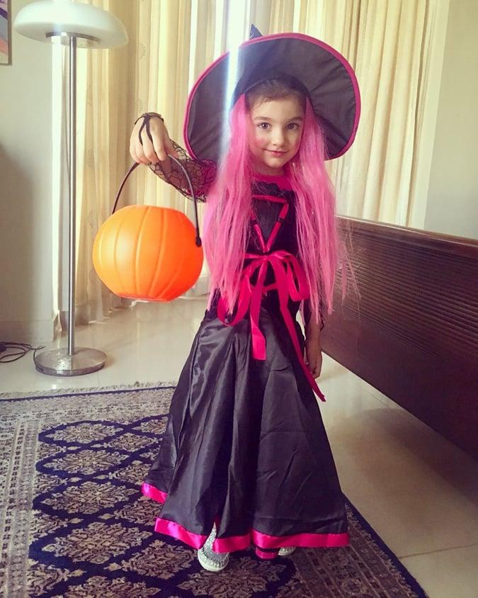 Celebs Kids Halloween 2