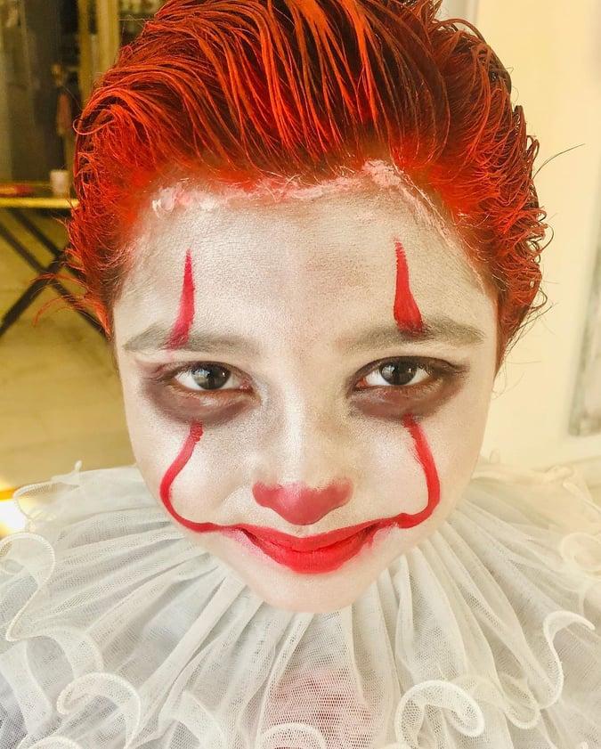 Celebs Kids Halloween 4