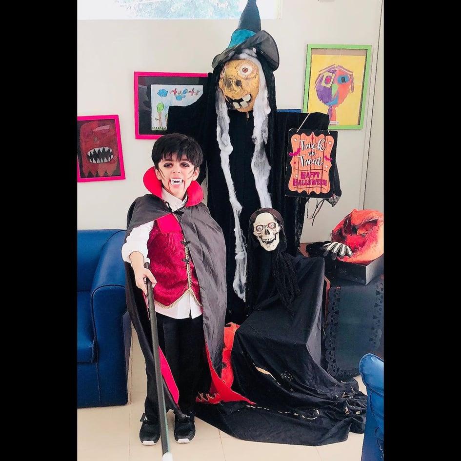 Celebs Kids Halloween 5
