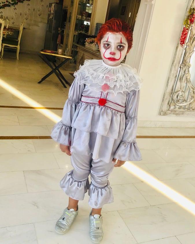 Celebs Kids Halloween 6