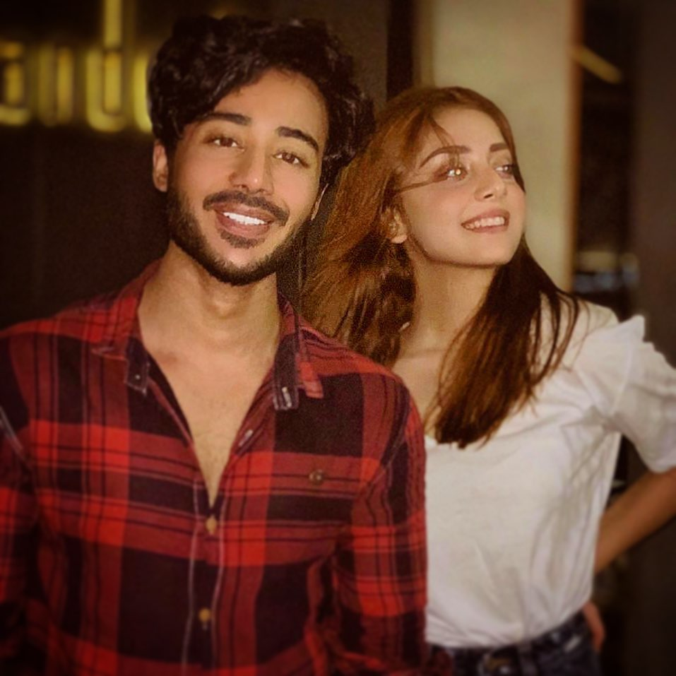 Did Alizeh Shah Confirm Her Relationship With Noaman Sami?