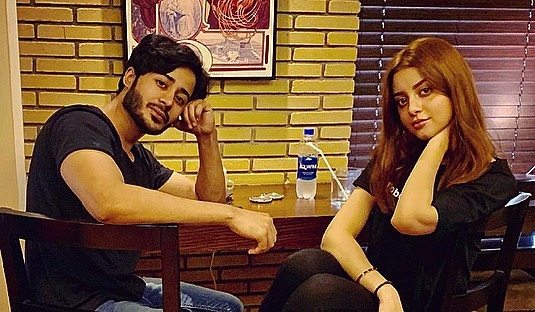 Did Alizeh Shah Confirm Her Relationship With Noaman Sami 2