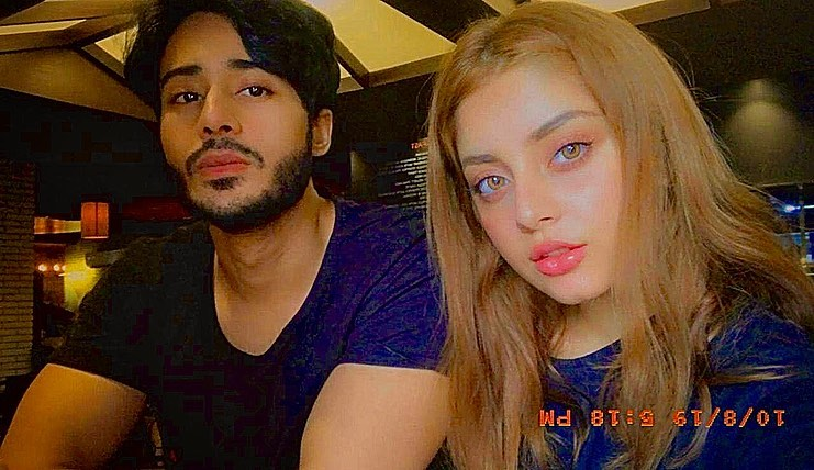 Alizeh Shah Falls Victim To Leaked Pictures; Alleged Boyfriend Noaman Sami Shows Support