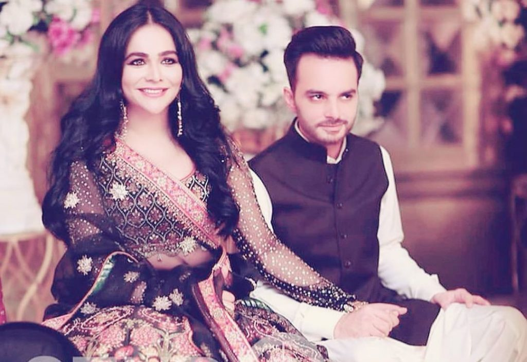 Did Humaima Malick Just Disclose Her Relationship Status?