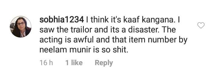 Did Imran Abbas Indirectly Call The Movie Kaaf Kangana Illogical 11