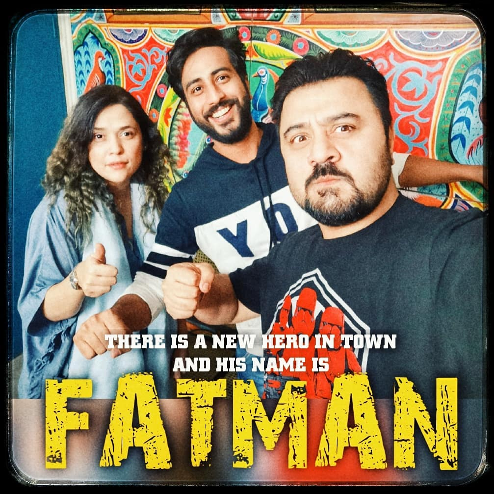 Ahmed Ali Butt to play the lead in Nabeel Qureshi's Fatman