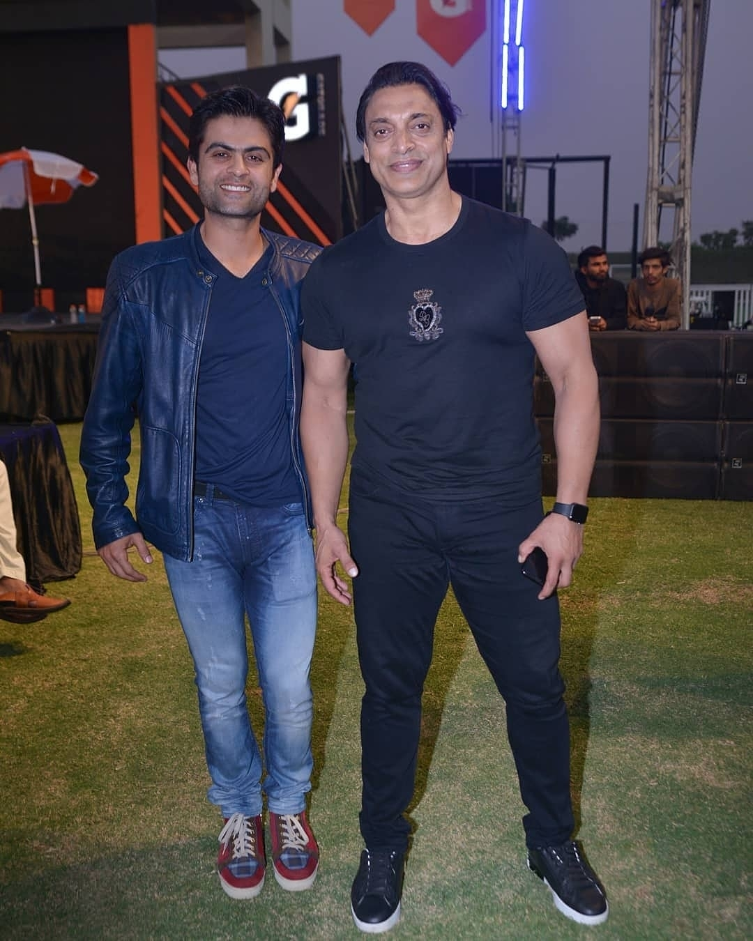 Celebrities Spotted at the Gatorade Pakistan Event in Karachi