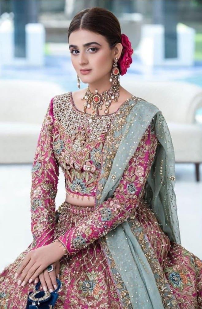 Top 5 Makeup Looks of Hira Mani