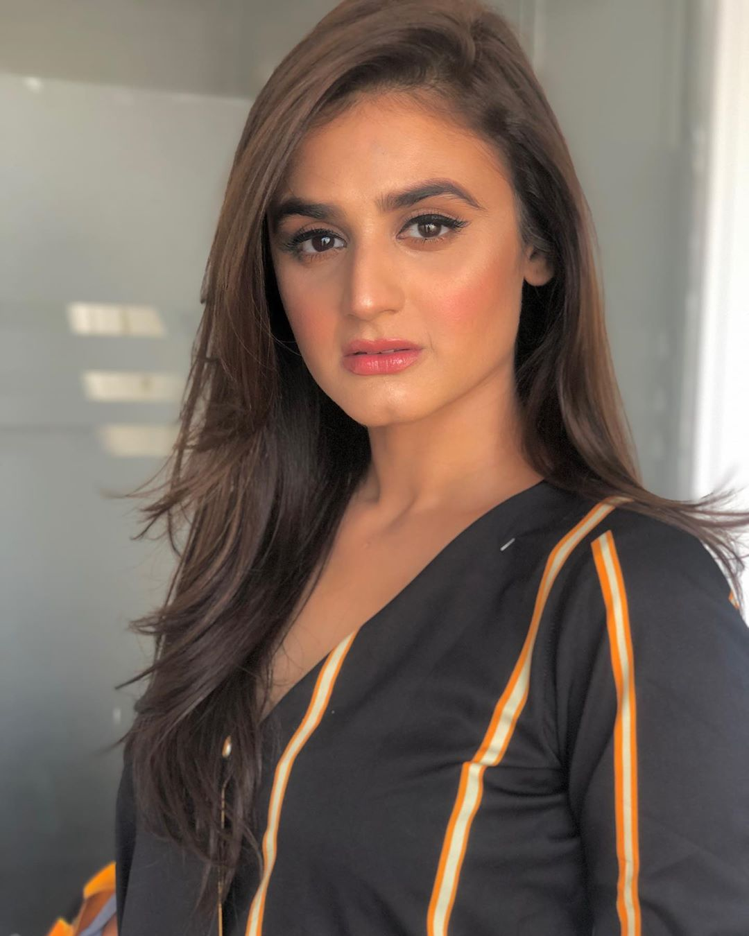Actress Hira Mani's Latest Photo Shoot for a Clothing Brand