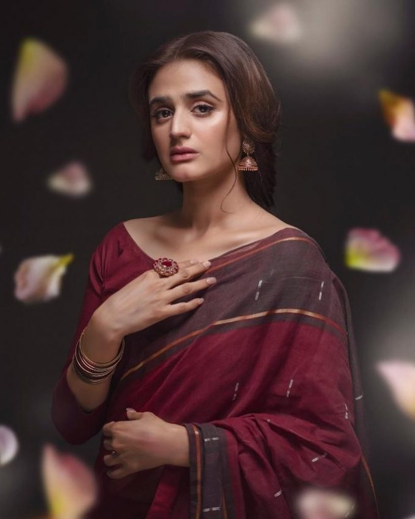 Hira Mani Shares Her Experience Of Working With Humayun Saeed
