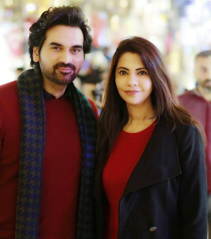 Humayun Saeed Wife Samina Humayun – Some Lovely Pictures