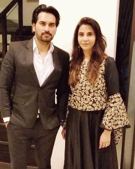 Humayun Saeed Wife