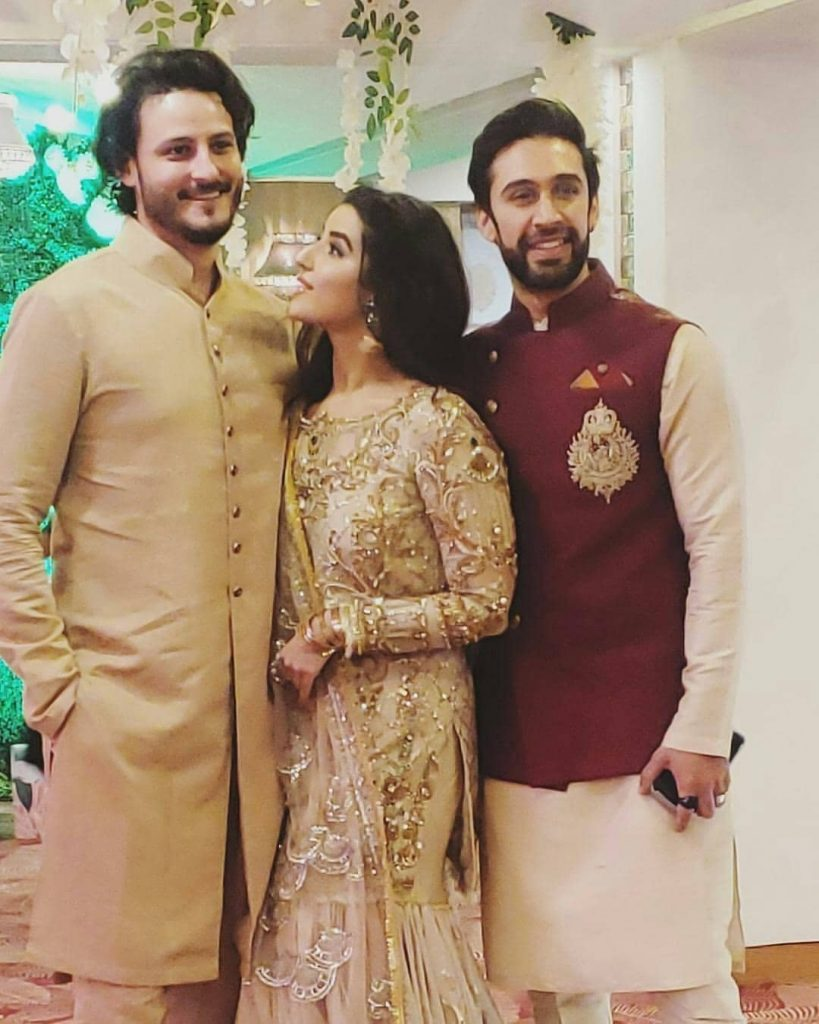 In Pictures: Parchi producer Imran Raza Kazmi ties the knot