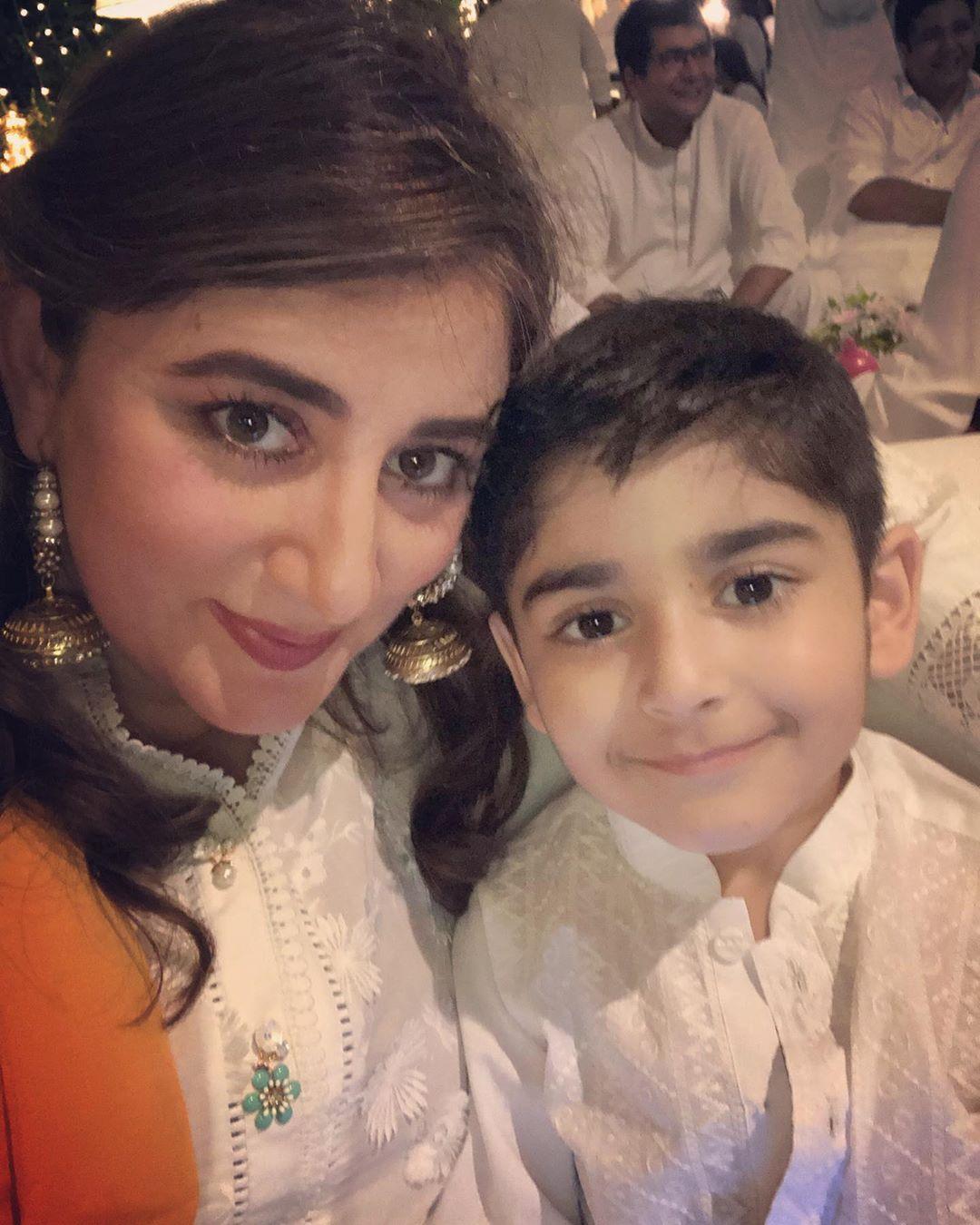 Junaid Khan Family 1