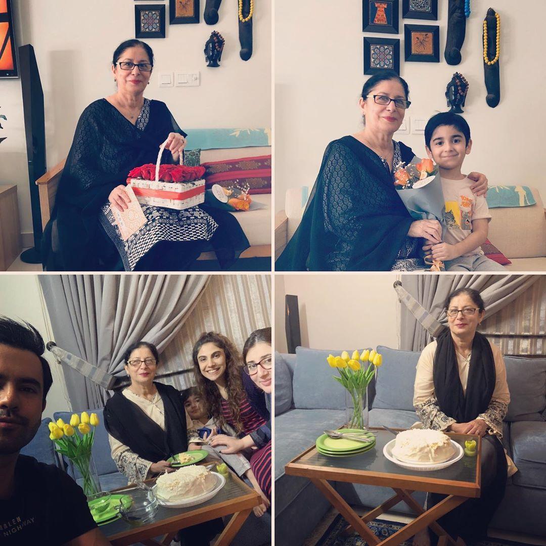 Junaid Khan Family 14