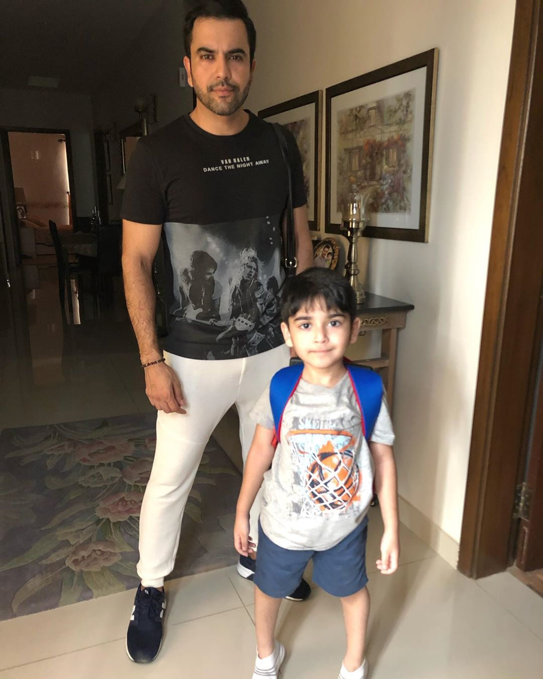 Junaid Khan Family 2