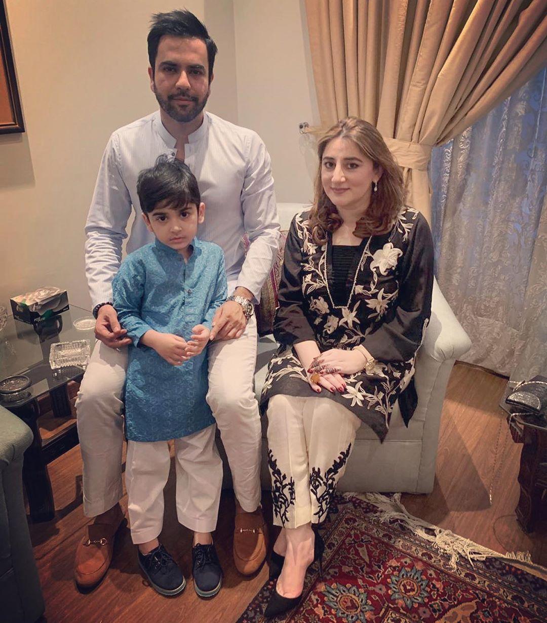 Junaid Khan Family 3