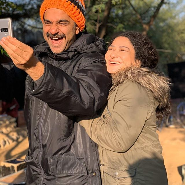 In Pictures: Shoot for Sarmad Khoosat's film Kamli begins