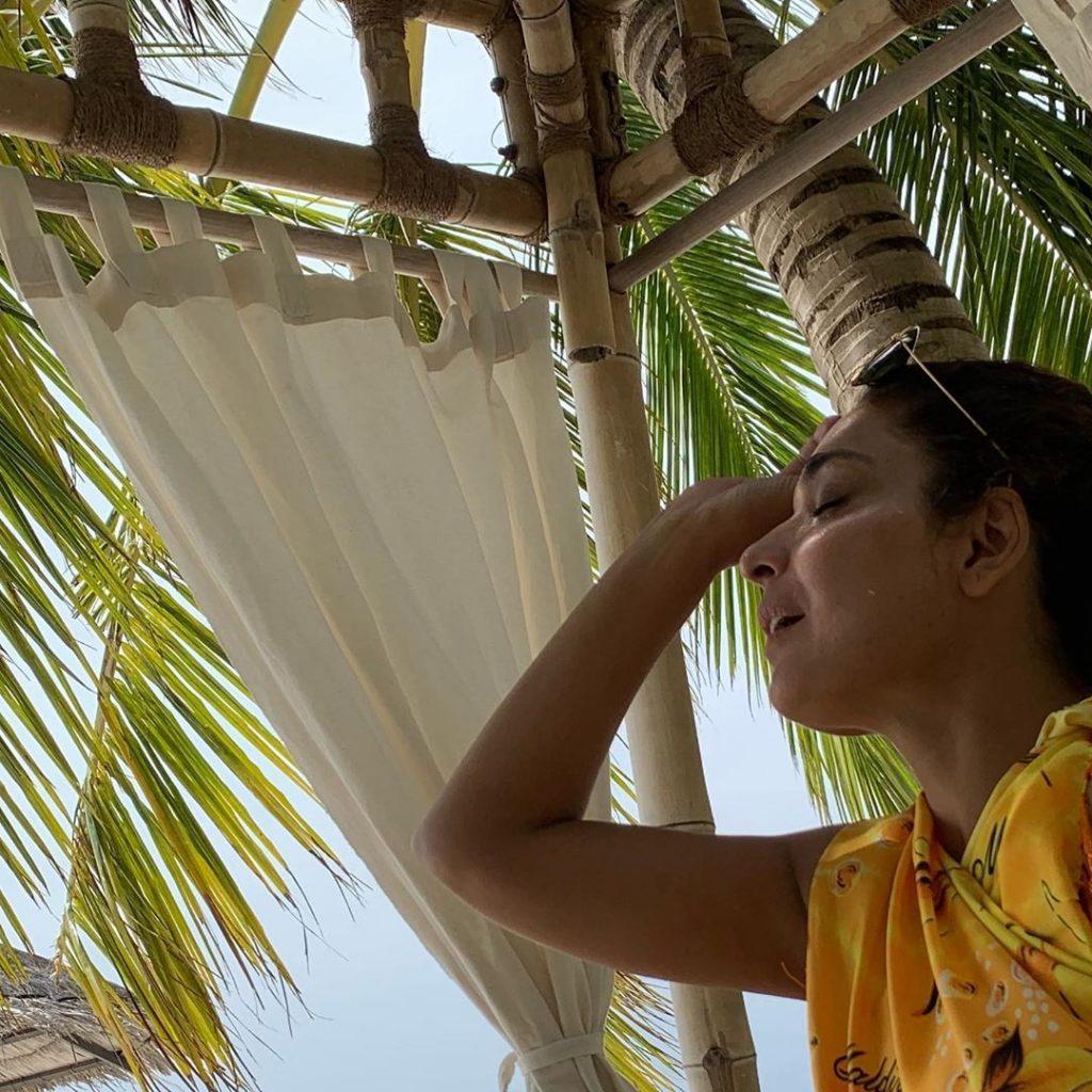 Meera Jee Vacationing In Maldives 5