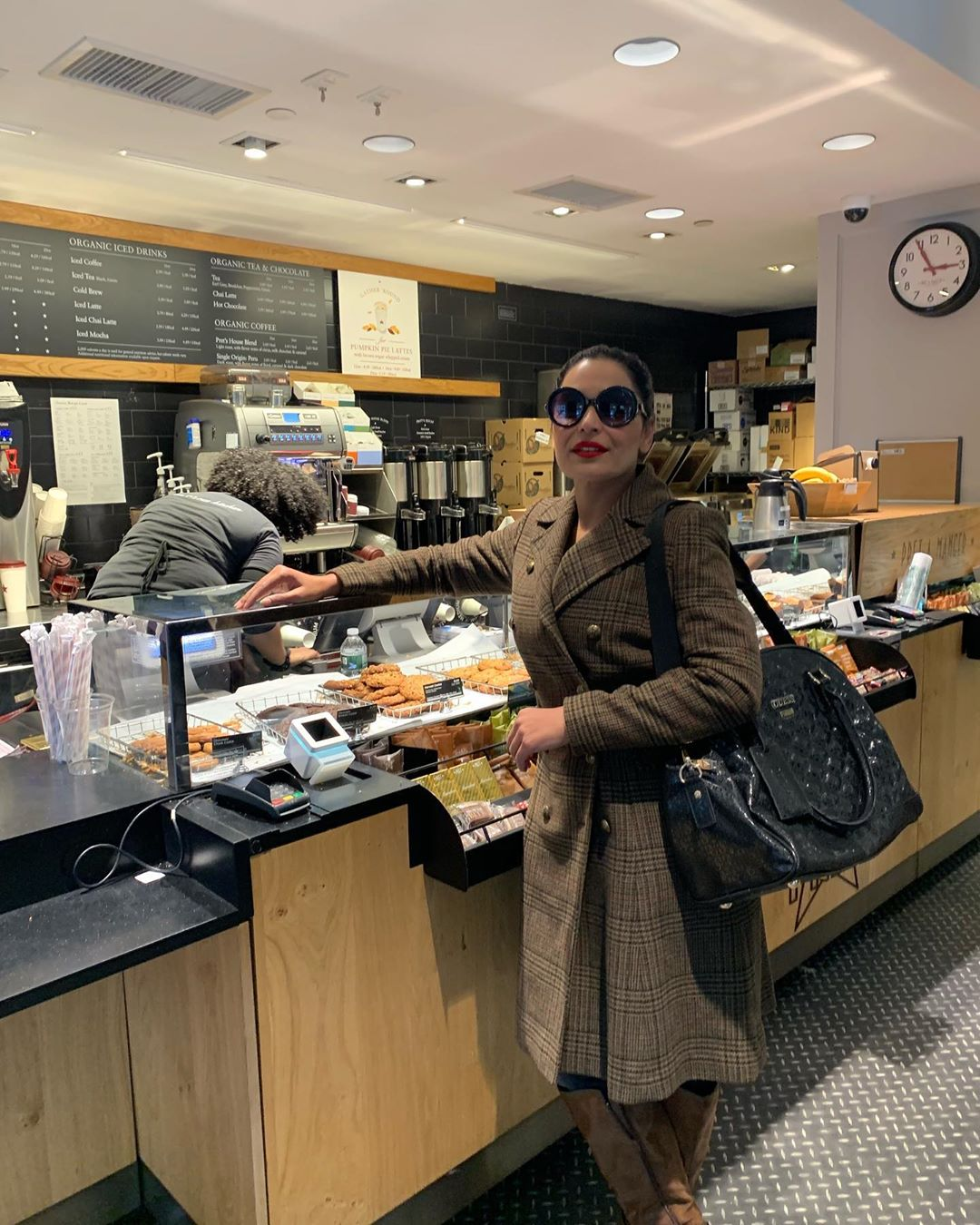 Latest Clicks of Actress Meera from New York USA