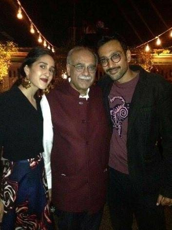 Mira Sethi family 5