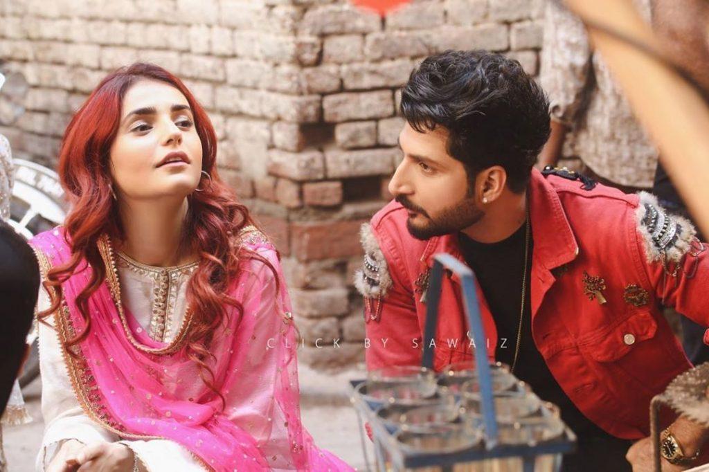 "Bilal Saeed, Momina Mustehsan release latest Punjabi single ""Baari"""