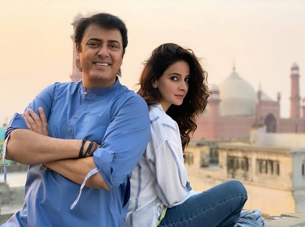 Nauman Ijaz Showers His Love For Director Kashif Nisar 4