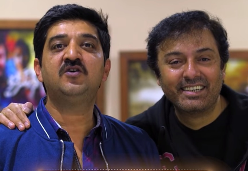 Nauman Ijaz Showers His Love For Director Kashif Nisar