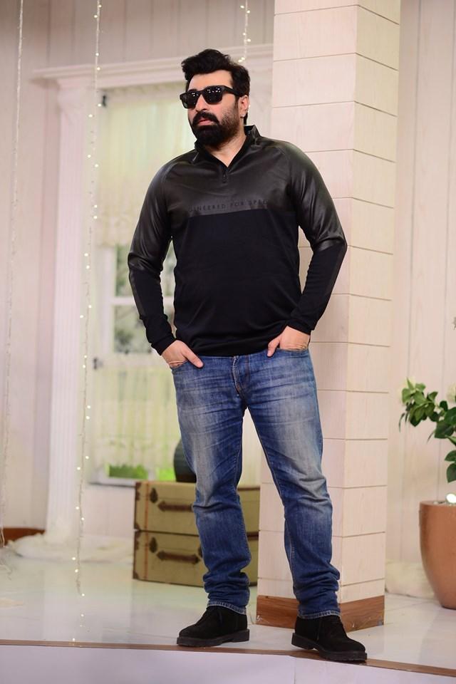 Latest Beautiful Clicks of Nida and Yasir Nawaz from Good Morning Pakistan