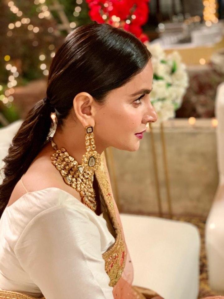 Latest Clicks of Talented Actress Saba Qamar