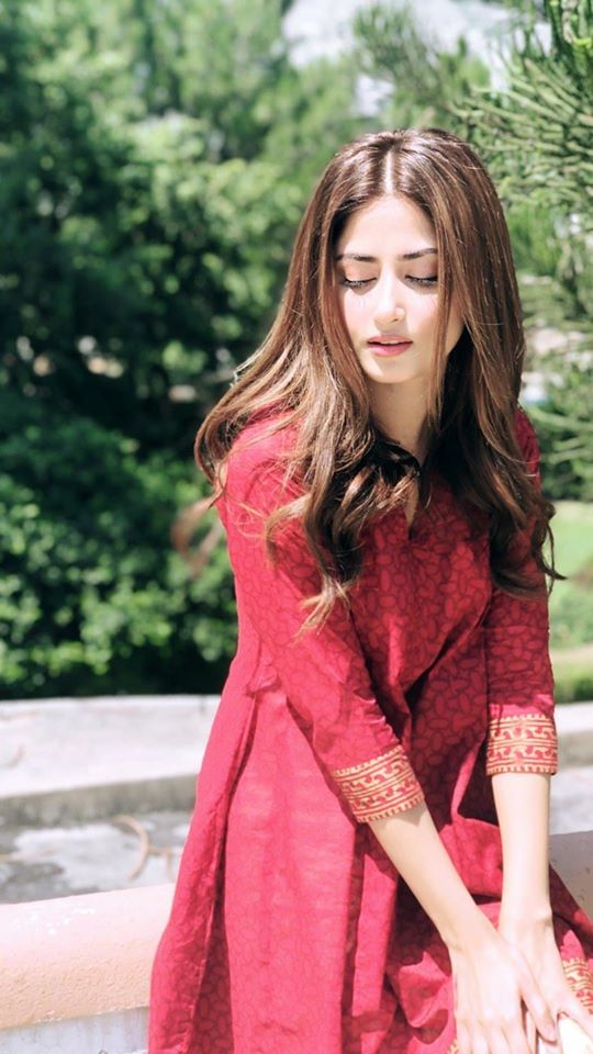 Latest Clicks of Gorgeous Talented Actress Sajal Aly