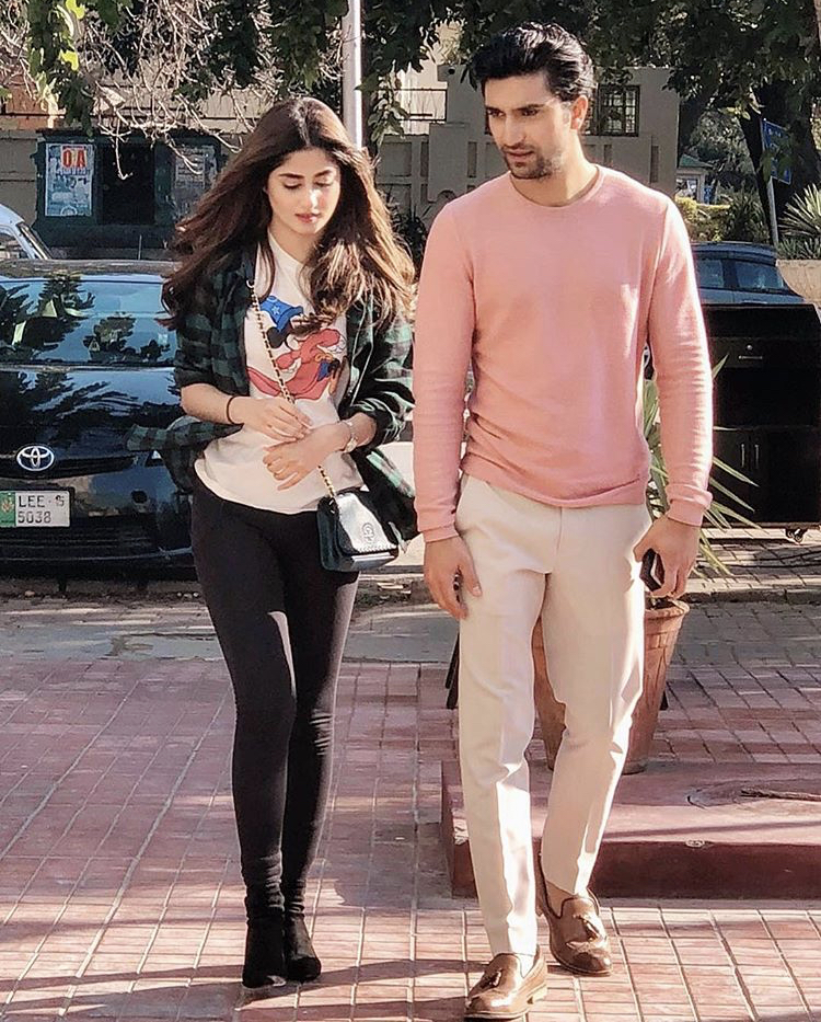 Sajal And Ahad Are Getting Married In March