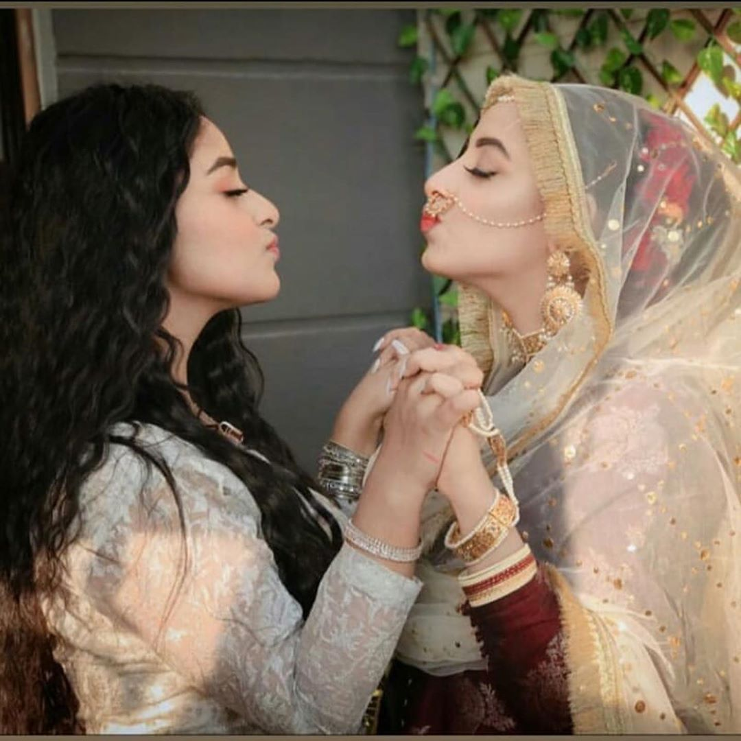 Beautiful Nikah Pictures of Actress Sanam Chaudhry