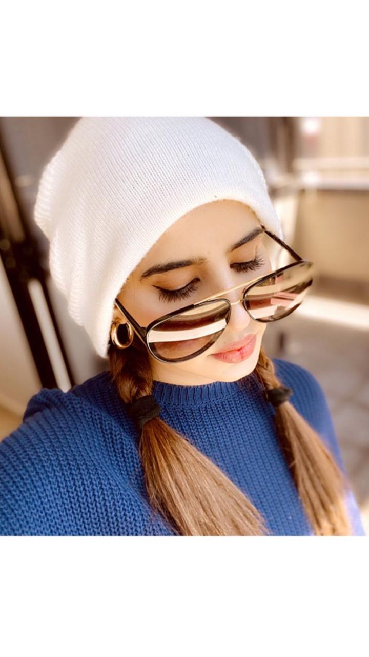 Actress Saniya Shamshad's Latest Beautfiul Clicks