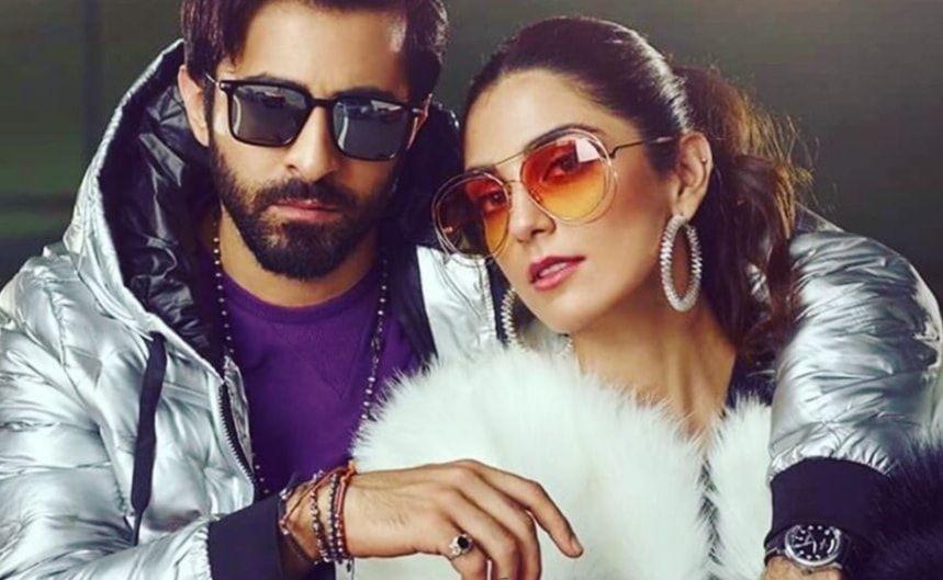 Sheheryar Munawar and Maya Ali's Latest Photo Shoot