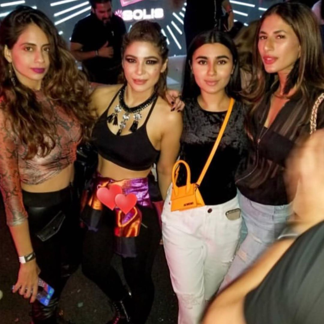Celebrities Spotted at Solis Music & Arts Festival in Karachi