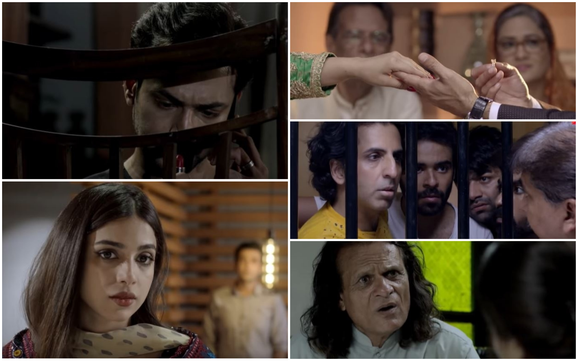 Ishq Zahe Naseeb Episode 21 Story Review - Flawless Performances