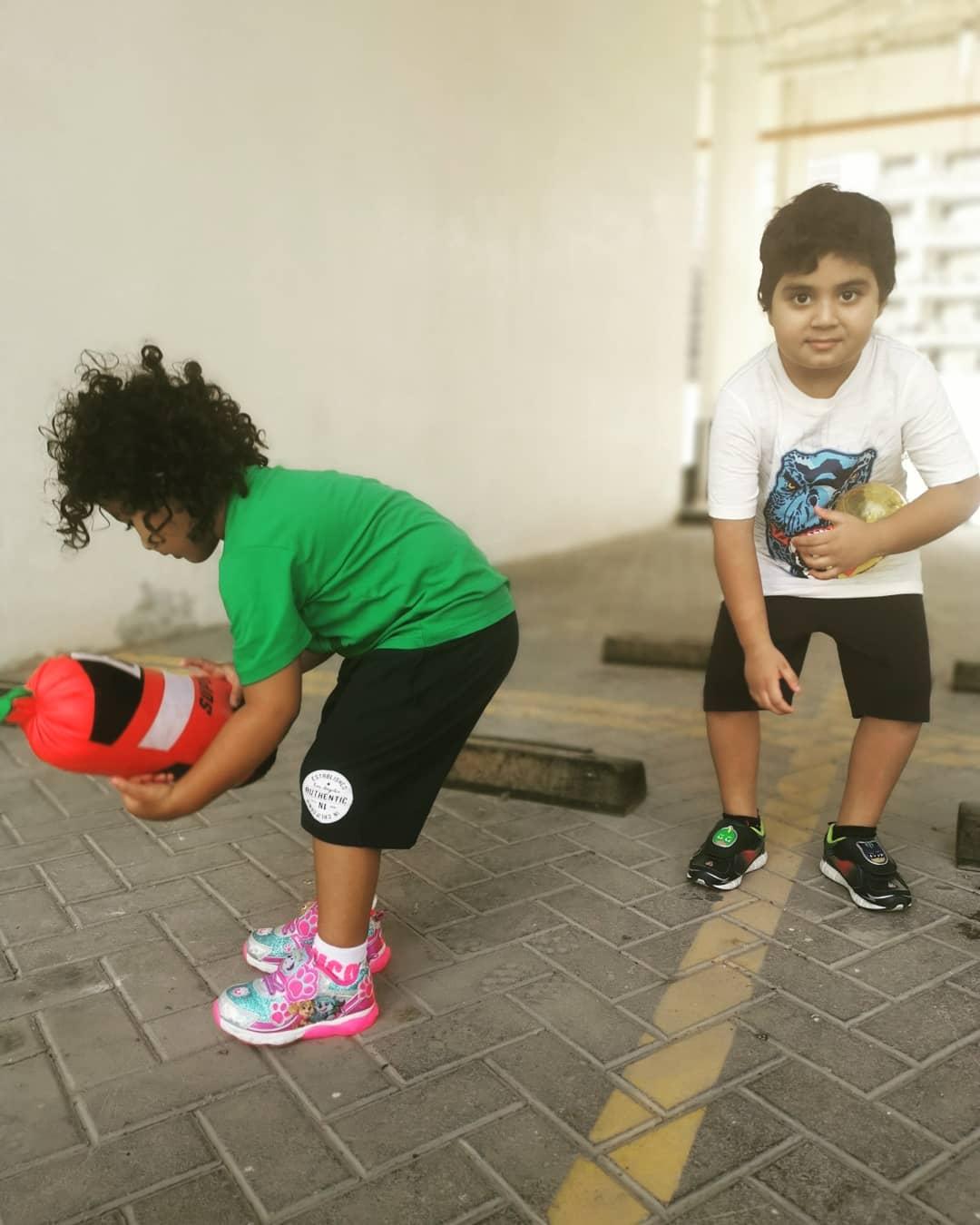 Veena Malik Kids 10